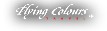 Flying Colours Travel-Your one stop travel agent and travel shop Logo